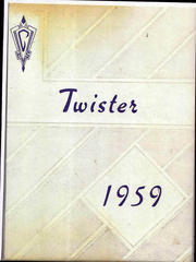 1959 Edition, Field Kindley High School - New Direction Yearbook (Coffeyville, KS)