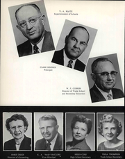 Page 12, 1960 Edition, Field Kindley High School - New Direction Yearbook (Coffeyville, KS) online yearbook collection