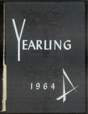 Page 1, 1964 Edition, Campus High School - Yearling Yearbook (Wichita, KS) online yearbook collection