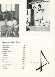Page 11, 1964 Edition, Campus High School - Yearling Yearbook (Wichita, KS) online yearbook collection