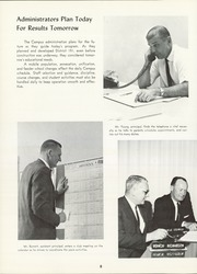 Page 12, 1964 Edition, Campus High School - Yearling Yearbook (Wichita, KS) online yearbook collection
