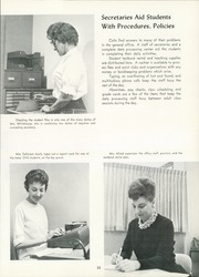 Page 15, 1964 Edition, Campus High School - Yearling Yearbook (Wichita, KS) online yearbook collection