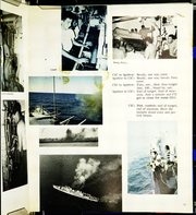 Page 17, 1969 Edition, Agerholm (DD 826) - Naval Cruise Book online yearbook collection