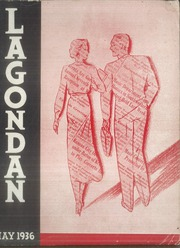 1936 Edition, Winfield High School - Lagondan Yearbook (Winfield, KS)