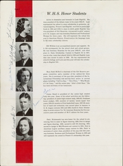 Page 4, 1938 Edition, Winfield High School - Lagondan Yearbook (Winfield, KS) online yearbook collection