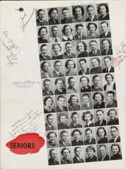 Page 8, 1938 Edition, Winfield High School - Lagondan Yearbook (Winfield, KS) online yearbook collection
