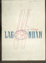 1945 Edition, Winfield High School - Lagondan Yearbook (Winfield, KS)