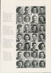 Page 17, 1945 Edition, Winfield High School - Lagondan Yearbook (Winfield, KS) online yearbook collection