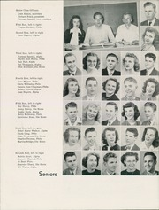 Page 11, 1948 Edition, Winfield High School - Lagondan Yearbook (Winfield, KS) online yearbook collection