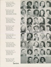 Page 15, 1948 Edition, Winfield High School - Lagondan Yearbook (Winfield, KS) online yearbook collection