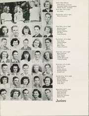 Page 16, 1948 Edition, Winfield High School - Lagondan Yearbook (Winfield, KS) online yearbook collection