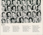 Page 15, 1950 Edition, Winfield High School - Lagondan Yearbook (Winfield, KS) online yearbook collection