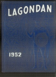 1952 Edition, Winfield High School - Lagondan Yearbook (Winfield, KS)