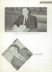 Page 10, 1956 Edition, Winfield High School - Lagondan Yearbook (Winfield, KS) online yearbook collection