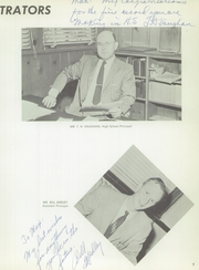 Page 11, 1956 Edition, Winfield High School - Lagondan Yearbook (Winfield, KS) online yearbook collection