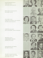 Page 13, 1956 Edition, Winfield High School - Lagondan Yearbook (Winfield, KS) online yearbook collection