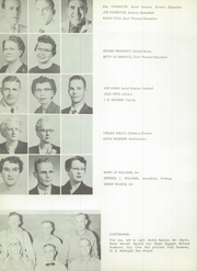 Page 14, 1956 Edition, Winfield High School - Lagondan Yearbook (Winfield, KS) online yearbook collection