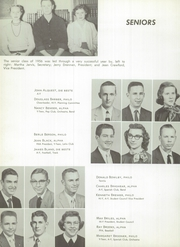 Page 16, 1956 Edition, Winfield High School - Lagondan Yearbook (Winfield, KS) online yearbook collection