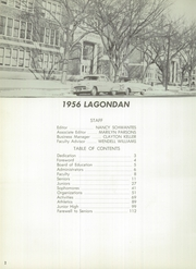 Page 6, 1956 Edition, Winfield High School - Lagondan Yearbook (Winfield, KS) online yearbook collection
