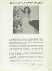 Page 7, 1956 Edition, Winfield High School - Lagondan Yearbook (Winfield, KS) online yearbook collection