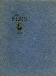1929 Edition, Chanute High School - Elms Yearbook (Chanute, KS)