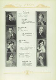Page 13, 1929 Edition, Chanute High School - Elms Yearbook (Chanute, KS) online yearbook collection