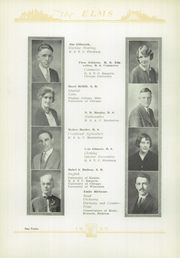 Page 14, 1929 Edition, Chanute High School - Elms Yearbook (Chanute, KS) online yearbook collection