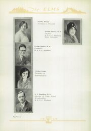 Page 16, 1929 Edition, Chanute High School - Elms Yearbook (Chanute, KS) online yearbook collection