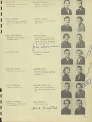 Page 11, 1937 Edition, Chanute High School - Elms Yearbook (Chanute, KS) online yearbook collection