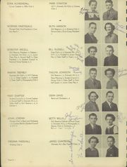 Page 12, 1937 Edition, Chanute High School - Elms Yearbook (Chanute, KS) online yearbook collection