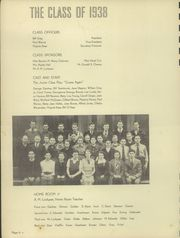 Page 16, 1937 Edition, Chanute High School - Elms Yearbook (Chanute, KS) online yearbook collection