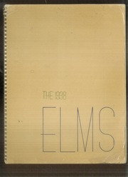 1938 Edition, Chanute High School - Elms Yearbook (Chanute, KS)