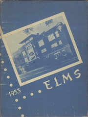 1953 Edition, Chanute High School - Elms Yearbook (Chanute, KS)