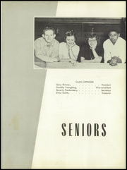 Page 15, 1953 Edition, Chanute High School - Elms Yearbook (Chanute, KS) online yearbook collection