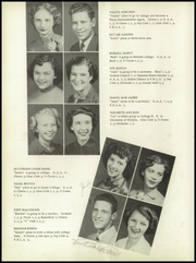 Page 16, 1953 Edition, Chanute High School - Elms Yearbook (Chanute, KS) online yearbook collection