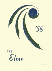 1958 Edition, Chanute High School - Elms Yearbook (Chanute, KS)