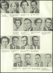 Page 11, 1958 Edition, Chanute High School - Elms Yearbook (Chanute, KS) online yearbook collection