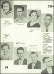 Page 16, 1958 Edition, Chanute High School - Elms Yearbook (Chanute, KS) online yearbook collection