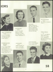 Page 17, 1958 Edition, Chanute High School - Elms Yearbook (Chanute, KS) online yearbook collection