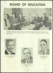 Page 8, 1958 Edition, Chanute High School - Elms Yearbook (Chanute, KS) online yearbook collection
