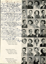 Page 11, 1950 Edition, El Dorado High School - El Doradoan Yearbook (El Dorado, KS) online yearbook collection