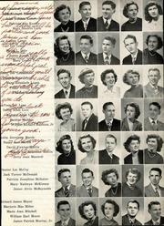Page 13, 1950 Edition, El Dorado High School - El Doradoan Yearbook (El Dorado, KS) online yearbook collection