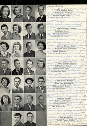 Page 14, 1950 Edition, El Dorado High School - El Doradoan Yearbook (El Dorado, KS) online yearbook collection