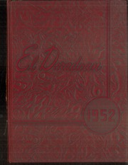 1952 Edition, El Dorado High School - El Doradoan Yearbook (El Dorado, KS)