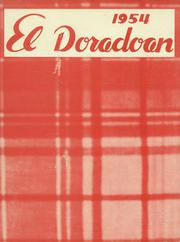 Page 1, 1954 Edition, El Dorado High School - El Doradoan Yearbook (El Dorado, KS) online yearbook collection