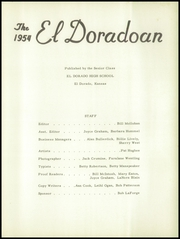 Page 5, 1954 Edition, El Dorado High School - El Doradoan Yearbook (El Dorado, KS) online yearbook collection