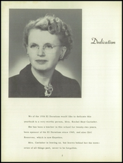 Page 6, 1954 Edition, El Dorado High School - El Doradoan Yearbook (El Dorado, KS) online yearbook collection
