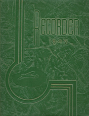1947 Edition, Ottawa High School - Recorder Yearbook (Ottawa, KS)