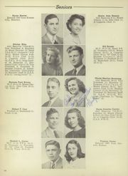 Page 14, 1948 Edition, Ottawa High School - Recorder Yearbook (Ottawa, KS) online yearbook collection