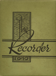 1949 Edition, Ottawa High School - Recorder Yearbook (Ottawa, KS)